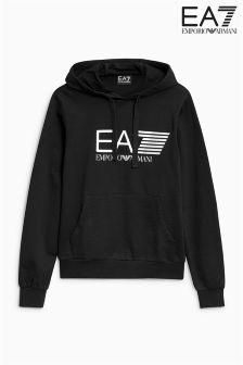 Emporio Armani EA7 Visibility Logo Overhead Hoody