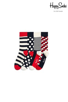 Spots And Stripes Four Pack Gift Box