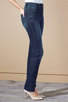 High Waist Enhancer Slim Jeans