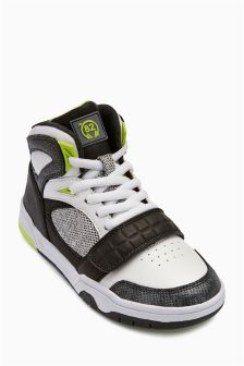 Lace Hi Tops (Older Boys)