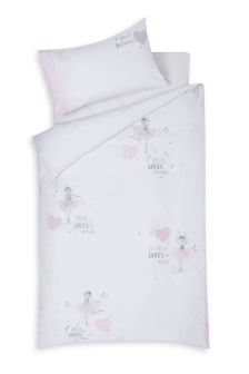 Amelia Ballerina Bed Set