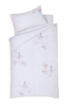 Amelia Ballerina Bed Set