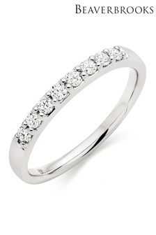 Beaverbrooks Platinum Wedding Ring