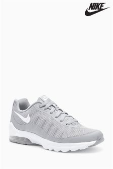 Grey Nike Air Max Invigor
