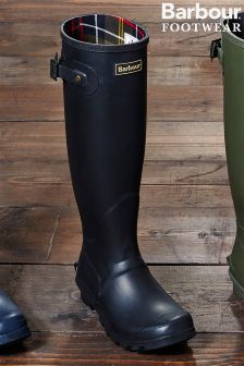 Barbour® Black Tall Bede Wellington Boot