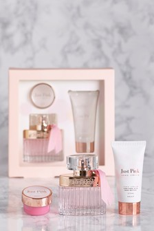 Just Pink Fragrance Gift