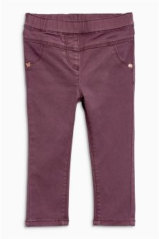 Coloured Jeggings (3mths-6yrs)