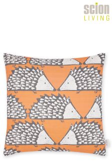 Scion Spike Orange Cushion