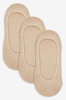 Cotton Rich Footsies Three Pack