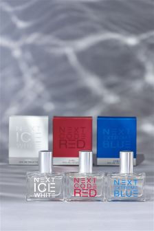 Ice White Trio Fragrance Wardrobe