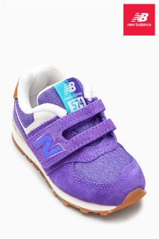 New Balance 574 Velcro Trainer