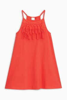Fringe Dress (3-16yrs)
