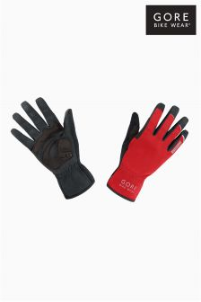 Gore Black/Red Gloves