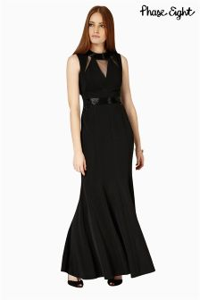 Phase Eight Black Emelda Dress