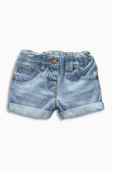 Denim Shorts (3mths-6yrs)