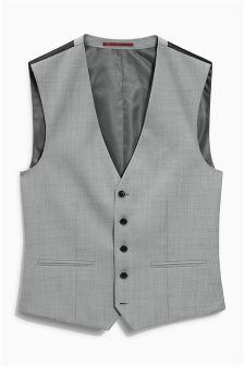 Light Grey Suit: Waistcoat