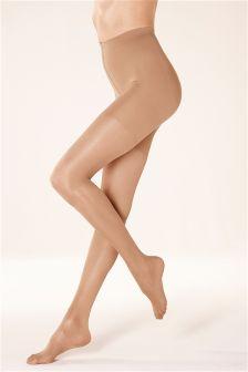 Bum, Tum & Thigh Shaping Tights 10 Denier