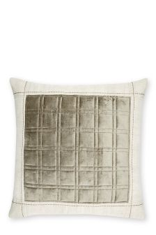 Large Quilted Cushion