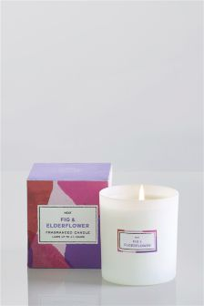 Fig And Elderflower Candle