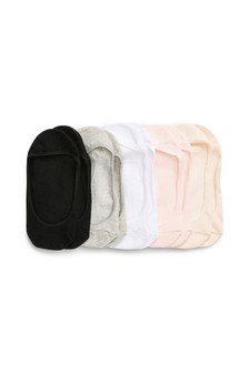 Cotton Mix Footsies Five Pack