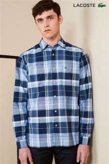 Lacoste® Check Shirt