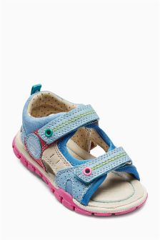 Trekker Sandals (Younger Girls)