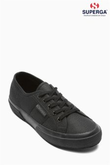 Superga® Black Total Cotu Classic