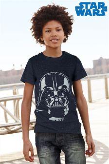 Navy Star Wars™ Neppy T-Shirt (3-14yrs)