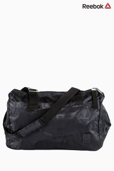 Reebok Black Duffle Bag