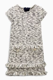 Knitted Dress (3-16yrs)