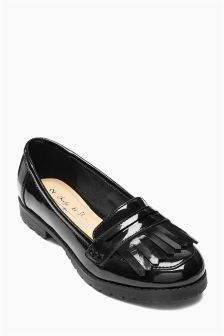 Patent Loafers (Older Girls)