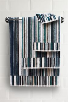 Skinny Striped Towel