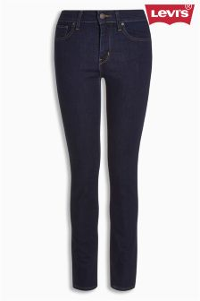 Levi's® 721 Lone Wolf Rinse High Rise Skinny Jean