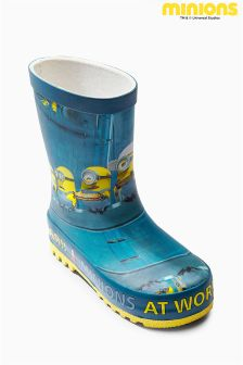 Minions Wellies (Younger Boys)