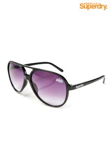 Black Superdry Sunglasses