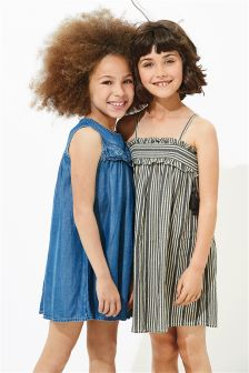 Stripe Sundress (3-16yrs)
