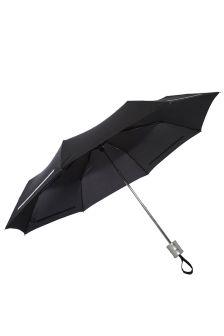 Black Reflective Umbrella