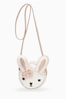 Shimmer Rabbit Bag