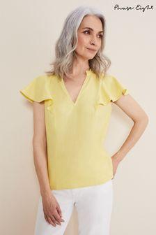 Calvin Klein Golf Chaotic Blue Plasma Poloshirt