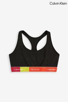 Petit Bateau Navy/White Stripe Babygrow