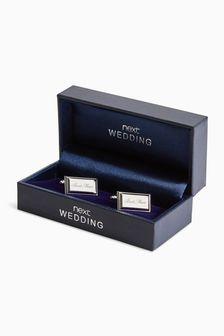 Best Man Wedding Cufflinks