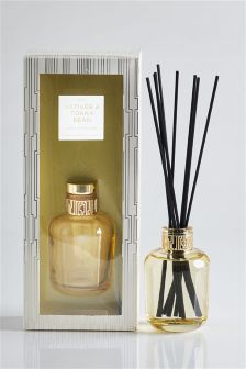 Vetiver And Tonka Bean 100ml Fragranced Diffuser