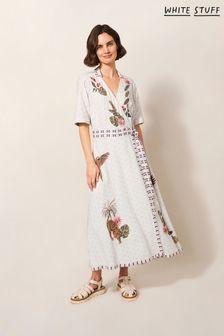 Gold Leaf Jacquard Bed Set