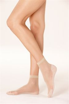 Ankle Highs Three Pack