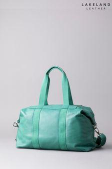 Teal Smart Floral Jacquard Eyelet Curtains