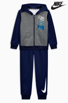 Nike Little Kids Therma Hoody Set