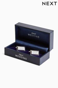 Wedding - Father of The Bride Cufflinks