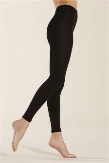 Black Super Cosy Leggings