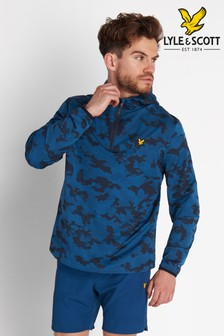 French Navy Joules Seaford Waterproof Hooded Mac