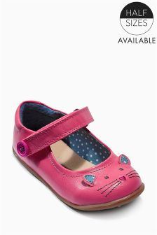 Pink Mary Jane Shoes (Younger Girls)